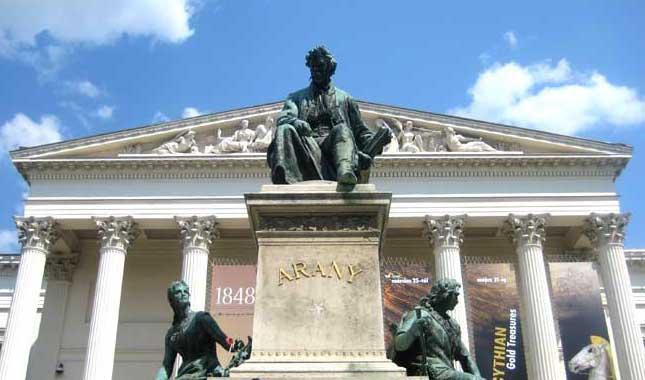 Budapest sevardheter