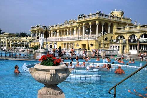 Szechenyi spa & termalbad