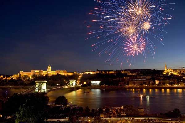 Romantisk Weekend i Budapest