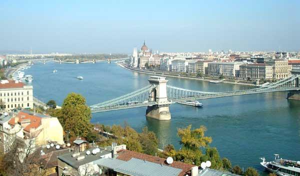 Budapest-broar
